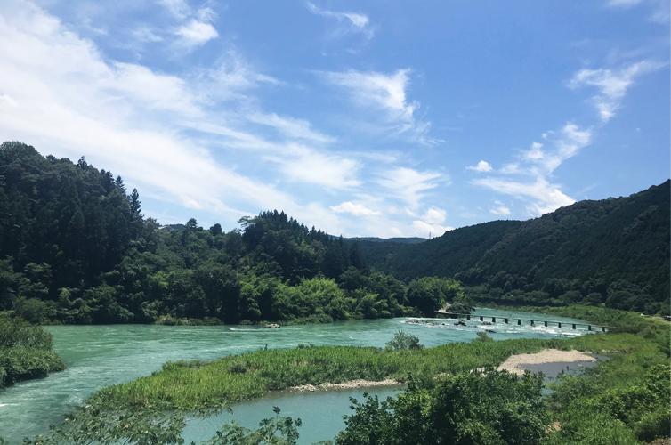 四万十川の環境