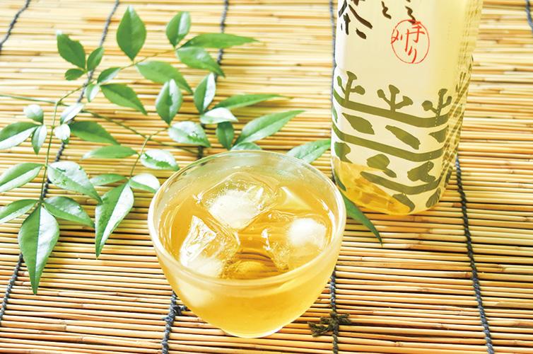 夏ギフト しまんと緑茶 cool
