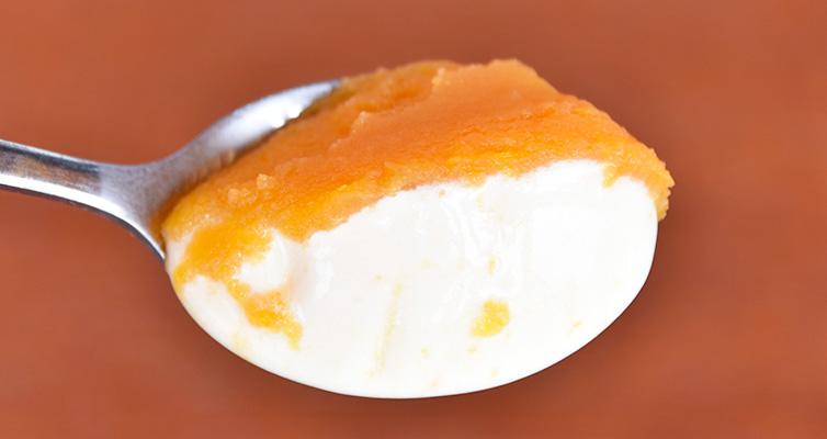 スプーン 2層 ひがしやま アイスクリーム