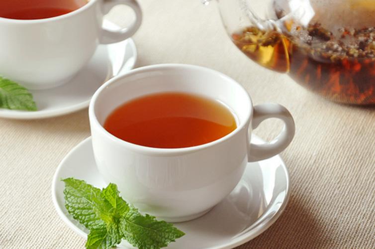 初夏の茶葉からつくられるしまんと紅茶