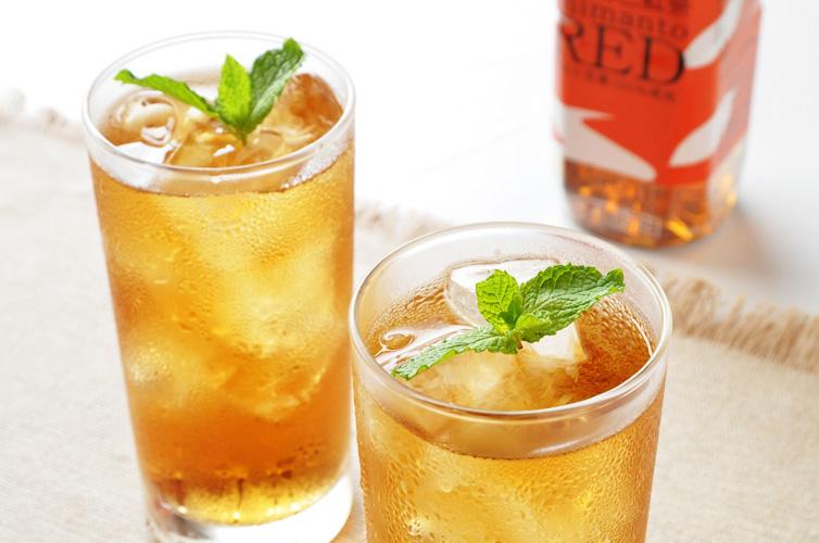 しまんとRED(500ml×24本) 和紅茶 国産紅茶 紅茶 ペットボトル 持ち歩き 四万十 地紅茶