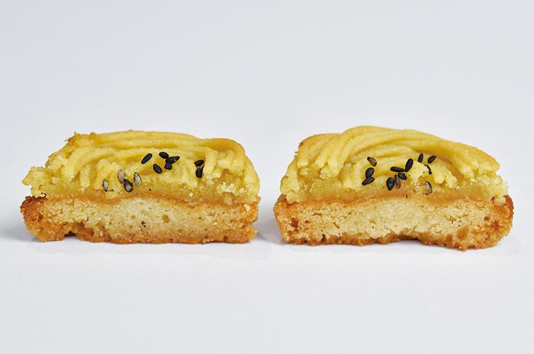 断面 モンブラン サツマイモ 焼き芋 スイートポテト potato 個包装